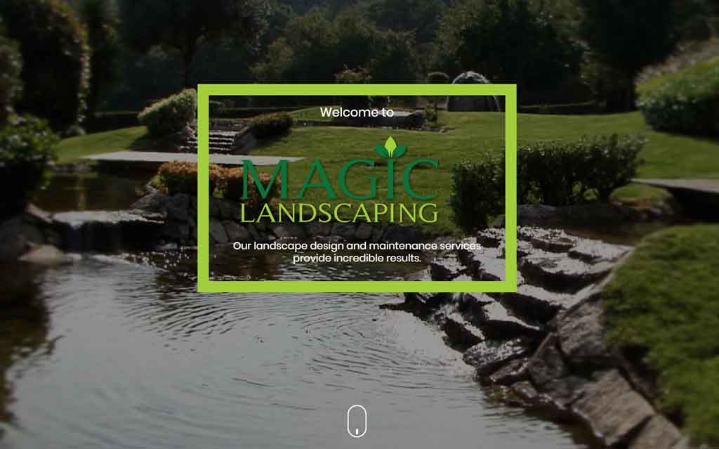 Magic Landscaping