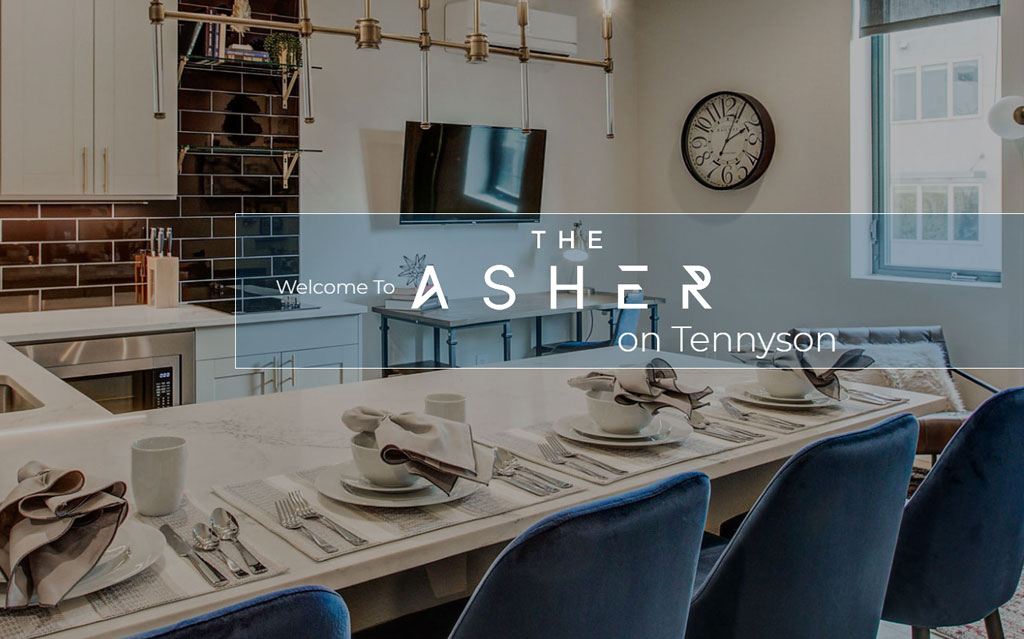 Denver Web Design Company 3 portfolio theasher thumb 1 Design Heroes Denver Web Design Company  web design near me | Denver Web Design Company